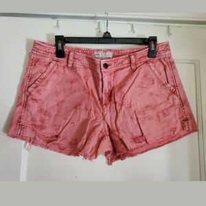 Free People Womans Shorts Size 10
